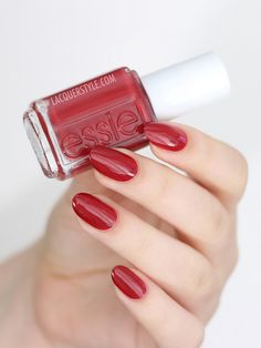 With the Band from the Essie Fall 2015 Leggy Legend Collection | by lacquerstyle