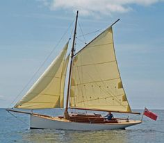 1898 Vintage Gaff Cutter Sail Boat For Sale - www.yachtworld.com