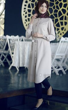 pleas follow me to get new ideas Hijab Fashion, Duster Coat, Jackets, Ideas, Style, Down Jackets, Swag, Thoughts, Outfits