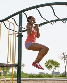 Playground Workout Start the kids out early.