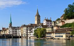 Zurich, Switzerland -- www.getgoing.com can fly you here for less!