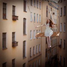 The swings by anka zhuravleva
