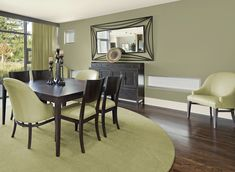 Dining room paintings dining room paint colors to paint a dining room color selector the home Dining Room Paint Colors, Dining Room Walls, Paint Colours, Wall Colors, Room Feng Shui, Elderly Home, Home Decor Wall Art, Home Remodeling, Modern Design