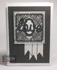 Jo Mckelvey - Downton Abbey dies: Fancy Corners, Ovals - Sara Davies' Love & Romance collection Love die - 6x6 Downton Abbey paper pad - Collall 3D Glue Gel, All Purpose & Tacky Glues - Downton Abbey Damask embossing folder - #crafterscompanion #DowntonAbbey