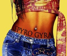 "Spyro Gyra's ""Good to Go-Go"" is their twenty-ninth (and the first to feature Bonny Bonaparte) album released on June 12 2007. TODAY in LA COLLECTION RVJ >> http://go.rvj.pm/dio"