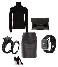 """Lookbook3"" by balcaucan on Polyvore featuring moda, MaxMara, Alexander Wang ve Givenchy"