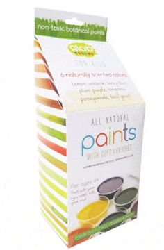 Decorate your Easter eggs with these non-toxic paints made from fruits and vegetables. Safe for kids ages 3 and up: http://www.uniguide.com/eco-easter-baskets-and-organic-toy-bunnies/