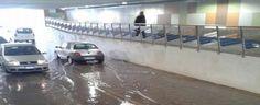 BATTIPAGLIA: Sottopasso e rotatoria da 800mila euro fanno…acqua