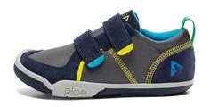 Ty Sneaker Navy/Steel - New!