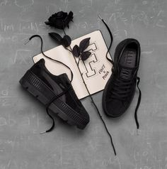 Omg...need Rihanna's New Fenty PUMA Cleated Creeper Has a Release Date — And It's Soon