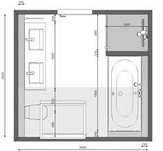 Toffe badkamerrenovatie van een badkamer op het eerste verdiep onder een schuin dak. Het is soms zoeken hoe de ruimte van zo een kamer onder een schuin dak best kan gebruikt worden. In de badkamer vinden we een ruim bad van Villeroy & Boch, een betegelde douche met regendouche van …