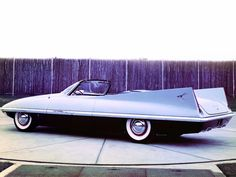 Chrysler Dart Concept Car (1956) – Old Concept Cars