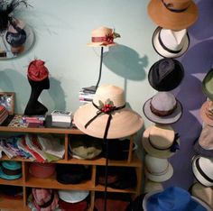 Best hat shops in New York City #derby #hats