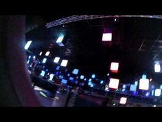 """Danse avec les Robots by Martin Solveig, l'attraction phare du Futuroscope, en vidéo On Ride sur la musique """"Crazy in Love"""" de Beyonce. (en mode 60sec)"""