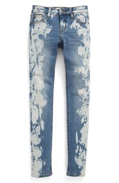 Hudson Kids 'Dolly' Bleach Skinny Jeans (Big Girls) available at #Nordstrom