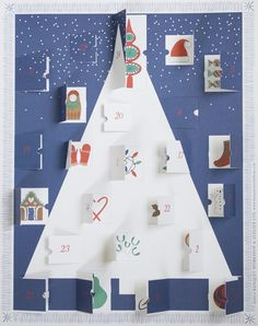 Advent Calendar - Countdown to Christmas from Banquet Atelier & Workshop