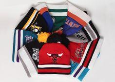 Mitchell & ness beanie NBA retro beanies 2011. A necessitie to boost street wear style