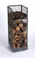 firewood storage and creative firewood rack ideas for indoor. Lots of great building tutorials and DIY-friendly inspirations! Firewood Stand, Indoor Firewood Rack, Firewood Holder, Firewood Storage, Firewood Basket, Wood Store, Into The Woods, Wood Burner, Welding Projects