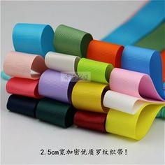 поиск репсовая лента  罗纹丝带