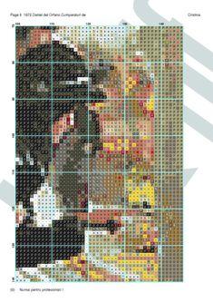 Gallery.ru / Фото #16 - *** - irina60irina Grid, Cross Stitch, Frame, Cards, Frames, Log Projects, Punto De Cruz, Dots, Couples