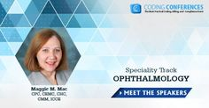 Join Maggie M. Mac, CPC, CEMC, CHC, CMM, ICCE at #CodingCon2015, December 2-4, Orlando.