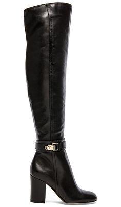 67110fa4019d8 Sam Edelman Fae Boot in Black Leather
