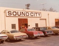 Sound City Recording Studios