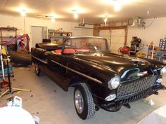 Chevrolet: Bel Air/150/210 1955 chevy bel air convertible project no reserve Check more at http://auctioncars.online/product/chevrolet-bel-air150210-1955-chevy-bel-air-convertible-project-no-reserve/