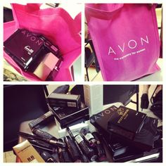 Thank you so much @avonPH for the bag of goodies :) Photo by @hannahruthsison