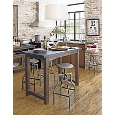 "Turner 24""-30"" Counter Stool-Barstool in Barstools 