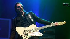 """Link: Rival Sons' guitarist Scott Holiday picks the albums that inspired him. """"If a guitarist sounds interesting, you can get a sense of who he is as a person"""""""