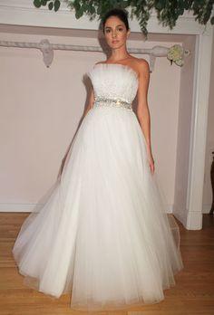 Randi Rahm - Fall 2012 Dresses | Brides.com