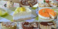 Dolci veloci estivi le 10 migliori ricette, torte fredde per tutti i gusti, ricette dolci estive, ricette veloci e facili, freschissime e senza cottura!