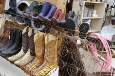 Chicken Ranch Antique Show, Warrenton, TX