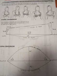 Basic bra pattern