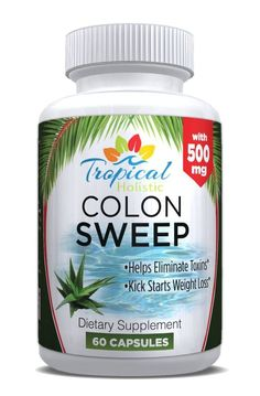 Pure Colon Cleanse Detox Supplement - 15 Days Total Ultimate Gentle Natural Herbal Cleanser : Support Weight Loss, Digestive System,Energy: Best for Women and Men - 60 VCap * Review more details here : Weight Management