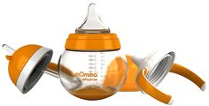 mOmma by Lansinoh Developmental Drink Set