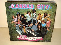 Les Humphries Singers, The - Kansas City  LP orig. 1974