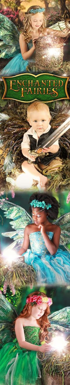 Models Wanted for the Enchanted Fairies 2017 Calendar Benefitting Kidd's Kids!