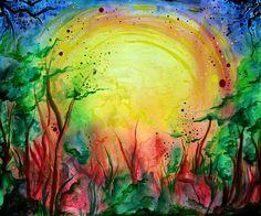 Look to the Sun by burteen