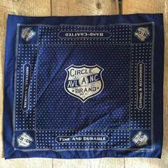 Circle A Brand bandana