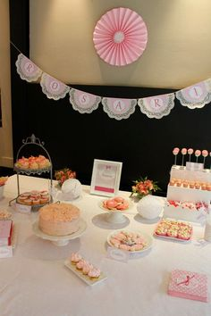 Cakes and Co. » Party Planning & Styling » Cumple Rococó para Rosario