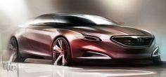 Automotive Design by Liviu Tudoran at Coroflot.com