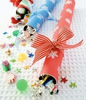 Why not use the wrapping paper tubes?!