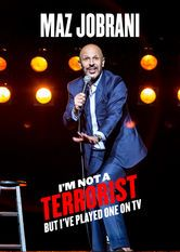 Maz Jobrani: I'm Not a Terrorist, But I've Played One on TV Le film Maz Jobrani: I'm Not a Terrorist, But I've Played One on TV est disponible sous-titré en français sur Netflix Canada Netflix France [fanar...