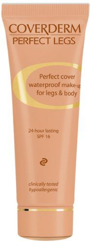 Coverderm Perfect Body and Legs Makeup, Found 9, 1.69 Ounce:Amazon:Beauty
