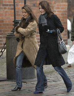 Sisters-in-law. Crown Princess Mary & Princess Marie of Denmark