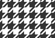 Create a Houndstooth Pattern in Both Adobe Illustrator and Photoshop