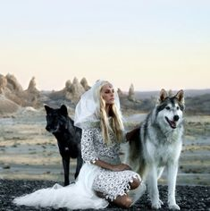 I think isabel lucas is gorgeous, and she dated one of my favourite musicians- plus, husky's are beautiful dogs.