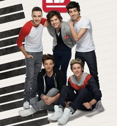 One Direction! :) Check out some One direction items for sale here: Onedirectionerscorner.weebly.com
